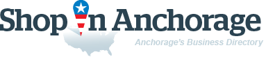 ShopInAnchorage. Business directory of Anchorage - logo